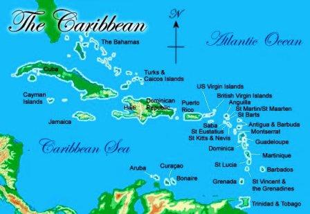 Anguilla Beaches, the Caribbean Islands