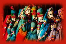 Puppets India