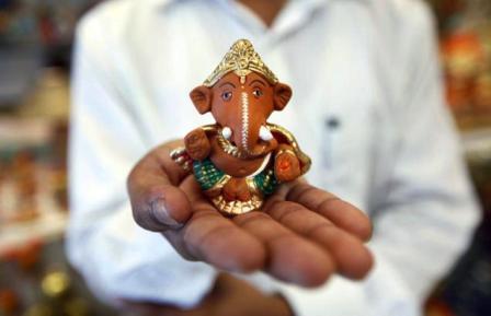 Ganesha Charms
