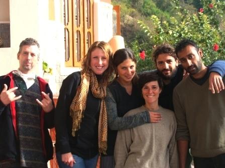 Foreign Tourists, Vidya Niwas
