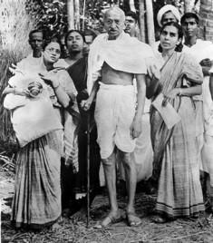 Gandhi Women Status