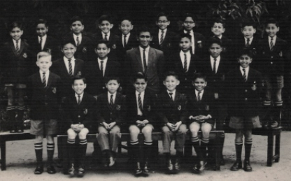 Mt Hermon School, 1962