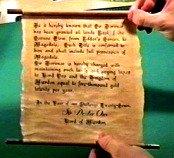 Indian Letter