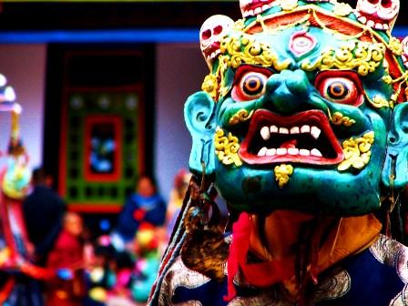Sikkim Rumtek Chaams 2010