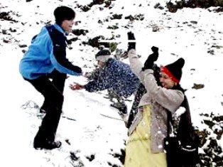 Snow of Shimla, Himachal