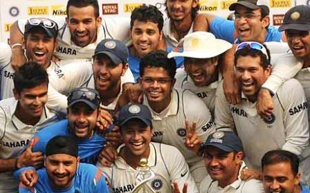 India Cricket 2009